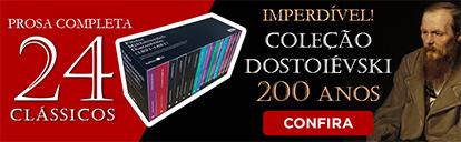 Coleção Dostoiévski 200 Anos