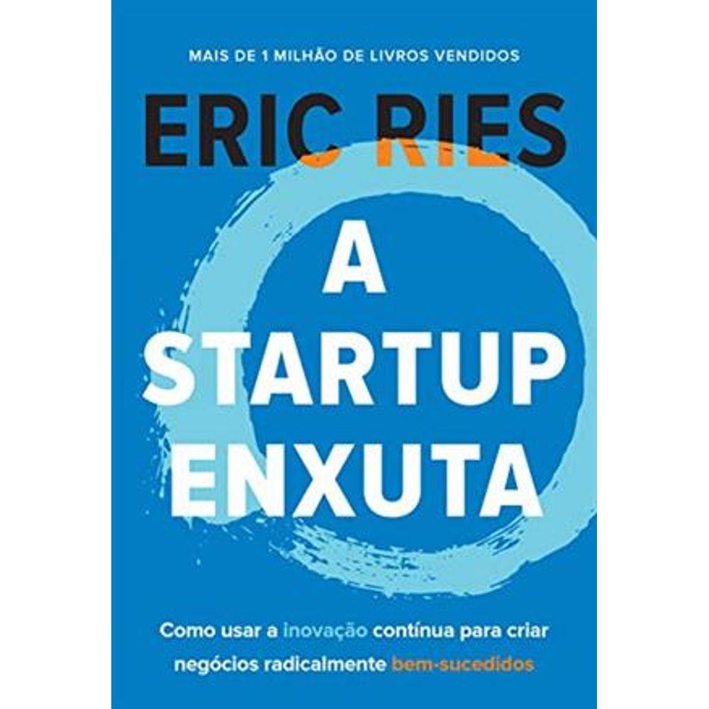 Startup Enxuta, a - Livraria da Vila