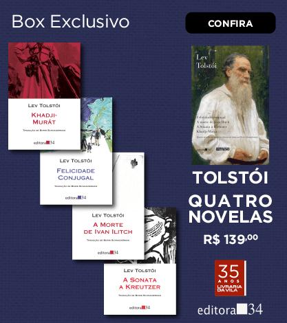 Central #3 - posição 1 - Tolstoi