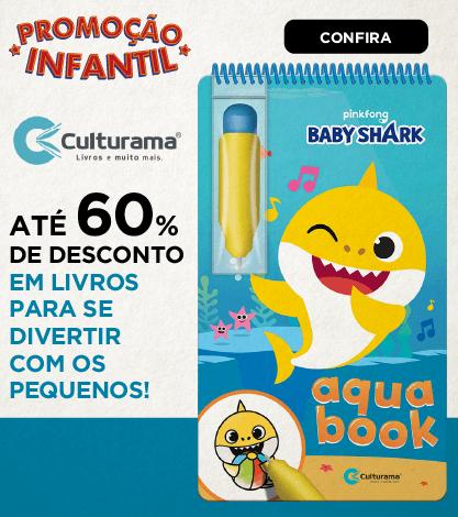 Banner Novidades 2-1Culturama (AQUA BOOK BABY SHARK )