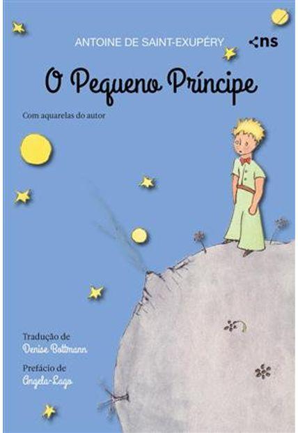 Pequeno Principe, o - Capa Azul - Livraria da Vila