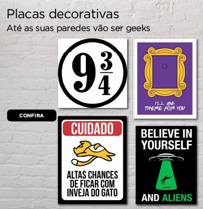 Banner Leteral - Placas Geek